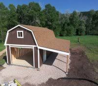Pole Barn Kits Colorado Barns With Living Quarters Ideas Small Shed Roof House Off The