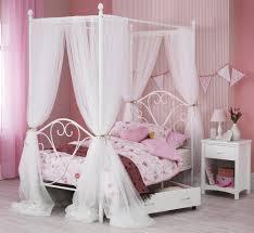 dream 4 poster bed frame optional drapes sensation sleep beds