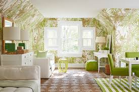 Emerald Green Family Room Lamps Design Ideas - Family room lamps