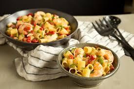 tapas pasta pasta with a spanish twist today com