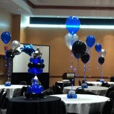 Table Decorations For Graduation Graduation And Class Reunion Balloons Decorations
