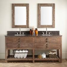 double sink vanities signature hardware