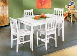chaise blanche de cuisine table de cuisine blanche 20900750 1 chaise avec