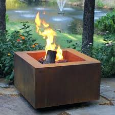Outdoor Fireplace Insert - prefab wood fireplace insert burning cost into outdoor head