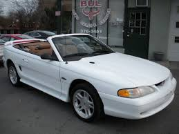 98 ford mustang for sale 1998 ford mustang gt stock 11224 for sale near albany ny ny