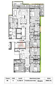 m3m golf estate floor plan gurgaon archives floorplan in