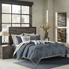 Taupe Coverlet Pomona 3 Piece Coverlet Mini Set American Home Furniture Store
