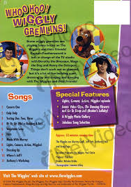 the wiggles whoo hoo wiggly gremlins on dvd movie