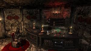 Skyrim Decorate House by Dragonsreach Assassins Hideout Redesign Evil At Skyrim Nexus