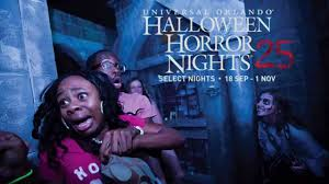 universal studios halloween horror nights 25 news photos themes