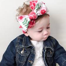 baby headwrap pink floral baby wrap pink polka from collectivecreationsc