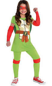 Ninja Halloween Costumes Girls Teenage Mutant Ninja Turtles Costumes Kids U0026 Adults Tmnt