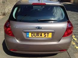 kia cee u0027d gs 1 6 2009 09 diesel full years mot very