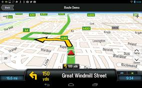 Truck Routes Google Maps by Best Android Satnav Apps Smartphones And Tablets Tech Advisor