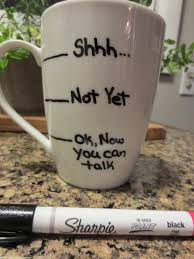 Crazy Cool Mugs Sharpie Mug Use Oil Based Sharpie Marker And Let It Dry For At