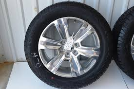 ford f150 platinum wheels ford f150 platinum 20 inch oem factory wheels and hankook tire