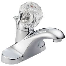 faucets bathroom sink faucets centerset the elegant kitchen and
