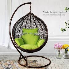 outdoor wicker furniture rattan swing chair porch swing chair