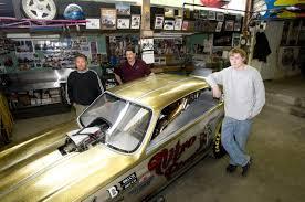the verve a shop is their studio their canvas a car the