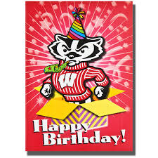 fanatic cards happy birthday card 4 university book store