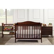 4 In 1 Baby Crib With Changing Table 4 Nursery Set Espresso Crib And Babies