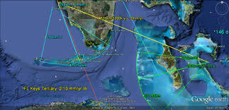 Map Of The Florida Keys Www Porogle Blogspot Com Florida Is A Tongue Of Tertiary Rock