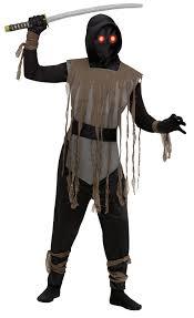 Scream Halloween Costume Kids Fade U0026 Kids Ninja Costume Buycostumes