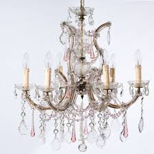 Marie Therese Crystal Chandelier Vintage Chandeliers French Chandeliers Stockist
