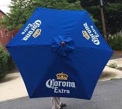 Coca Cola Patio Umbrella by Corona Extra Beer Umbrella Pool Beach Patio Bar Pub Man Cave 7