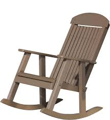 Luxcraft Outdoor Furniture by Luxcraft Porch Rocker From Dutchcrafters Amish Furniture