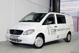 lexus v8 vito mercedes benz vito electric vehicle prototype unveiled photos 1