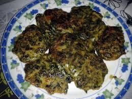 cuisiner le vert des blettes recette de beignets de verts de blettes