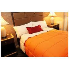 Orange Comforter Burnt Orange Bed Comforter