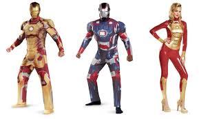 Pacific Rim Halloween Costume Link Ink U0027iron Man 3 U2032 Halloween Costumes U0027scatterlands U0027 Launches
