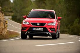 seat ateca seat ateca 2016 review pictures seat ateca front tracking
