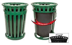 Green Kitchen Trash Can Unique Trash Cans Peeinn Com