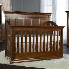 Discount Convertible Cribs by Evolur Napoli 5 In 1 Convertible Crib Java Toys