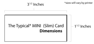Dimensions For Business Cards Dimensions For Business Cards Design A Print Ready Business Card