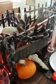 spooky halloween signs halloween centerpiece with diy plaster hands