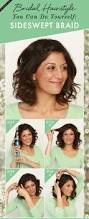 eat the world easy diy wedding hairstyles