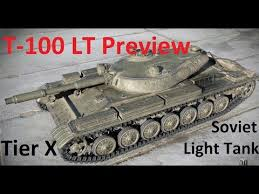 world of tanks tier 10 light tanks t 100 lt tier 10 soviet light tank preview stats world of tanks