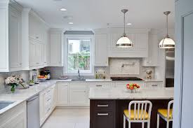 subway tile backsplash in kitchen grey subway tile backsplash kitchen traditional with accent