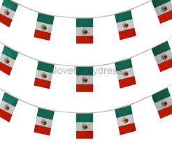 International Bunting Flags Huge Country Flag Bunting All Weather Pvc Party Decoration