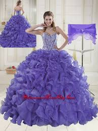 sweet sweetheart brush train lavender quinceanera dresses in sweet