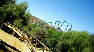 Viper Roller Coaster Six Flags Best Six Flags Magic Mountain Roller Coasters