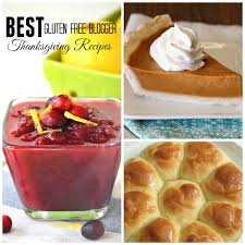 best gluten free thanksgiving recipes that are sure to