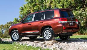 red land cruiser 2016 toyota landcruiser 200 series pricing and specifications
