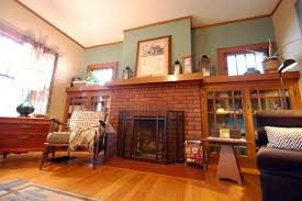living room clean fireplace brick white brick fireplace how to