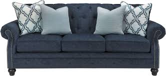 Navy Living Room Furniture Signature Design By Lavernia Navy Living Room Set