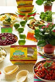 mexican buffet menu ideas ilona s